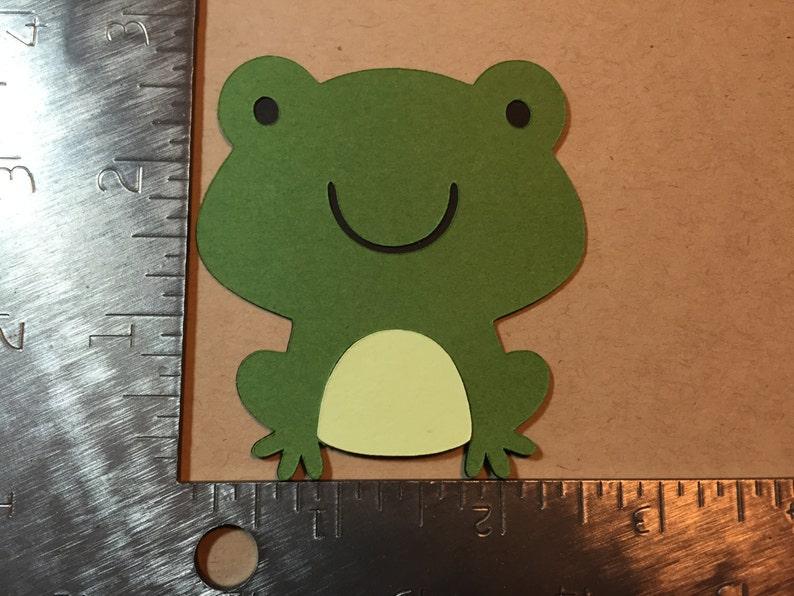 Frog Die Cut image 0