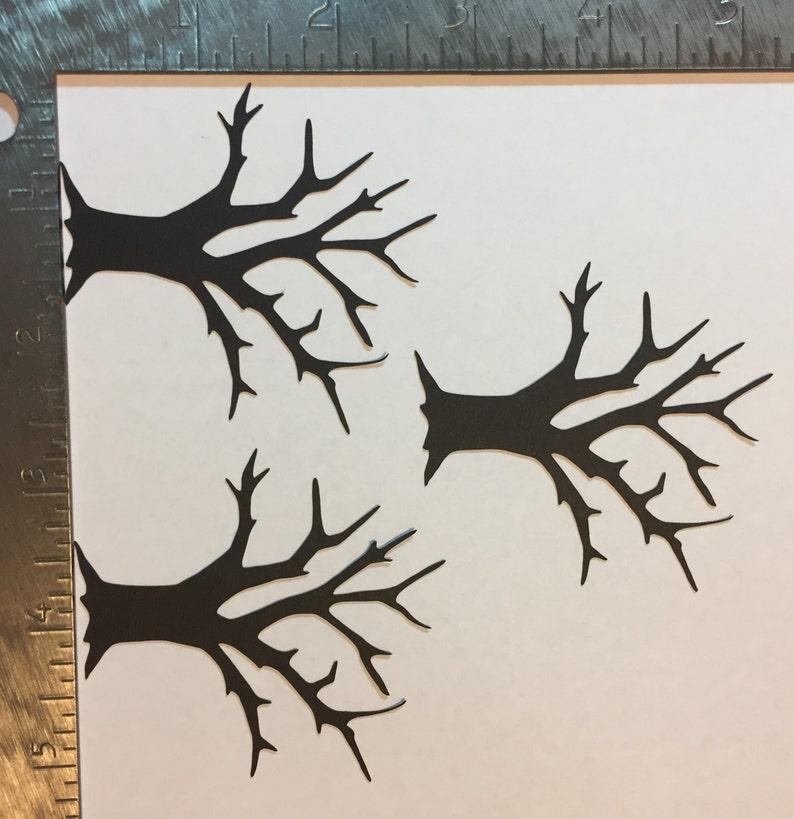 3 Creepy Trees die cuts image 0