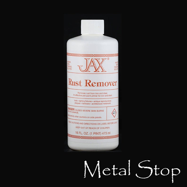 Metal Cleaner Rust Remover