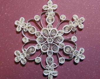 Quilled Snowflake Kit-2