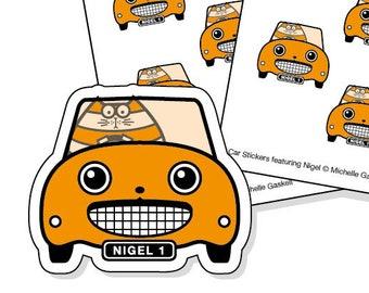 Stickers: Travel