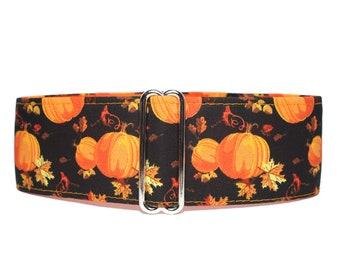 Fall Martingale Collar, Fall Dog Collar, Fall Leaves, Autumn Martingale Collar, Fall Leaves Dog Collar