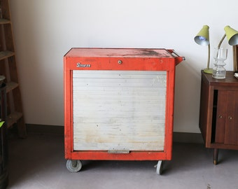 Snap On 60's Tool Cart