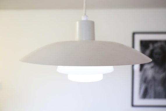 Louis Poulsen PH 4/3 Pendant Lamp by Poul Henningsen