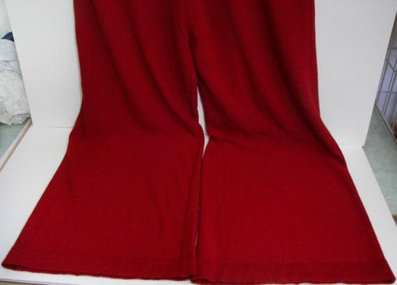 Sonia Rykiel Knit Merino Wool Crepe Vintage Palaz… - image 4