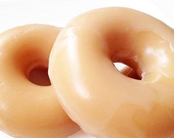 Soap, Glazed Doughnut Soap, Glazed Donut Soap, Bath Soap, Bakery Soap, Glycerin Soap