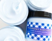 Blueberry Pancakes Lotion, Hand and Body Lotion, Shea and Aloe