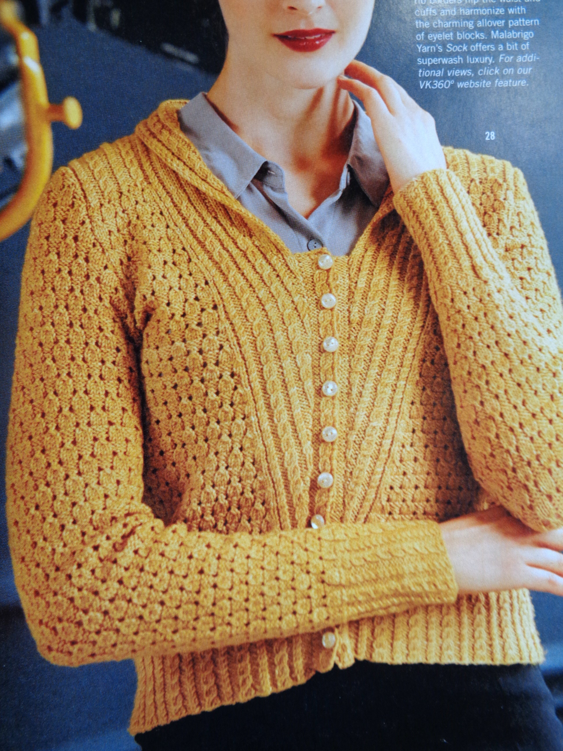 Fine Knitting Patterns Vogue Ideas - Sewing Pattern for Wedding ...