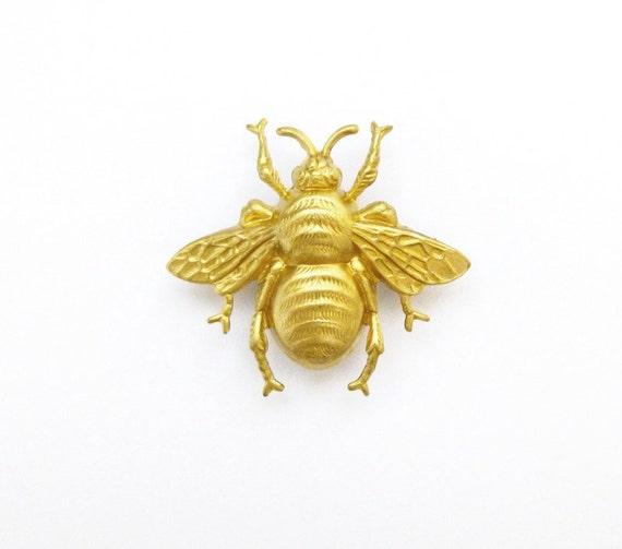 Giant Lady bug or Bumblebee Hair Barrette