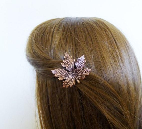 Rustic Starfish Hair Clip