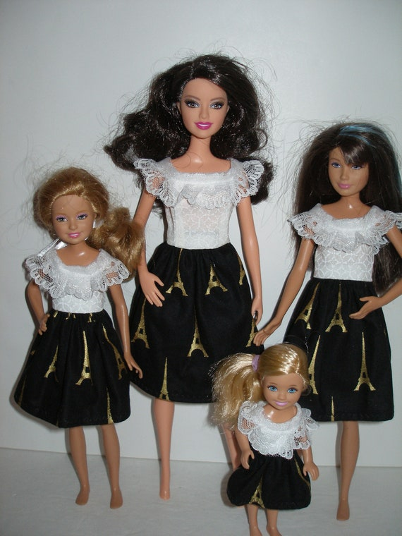 Barbie Doll ~ GOLD Belts ~ *CHOOSE STYLE*