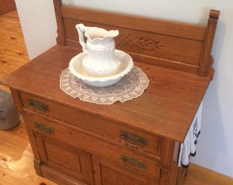 ANTIQUE DRY SINK/Local Pick Up Only