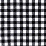 FLANNEL Crib Sheet -Buffalo Plaid Fitted Crib Sheets /Changing Pad Cover /Mini Crib Sheets /Black White Crib Sheets /Baby bedding