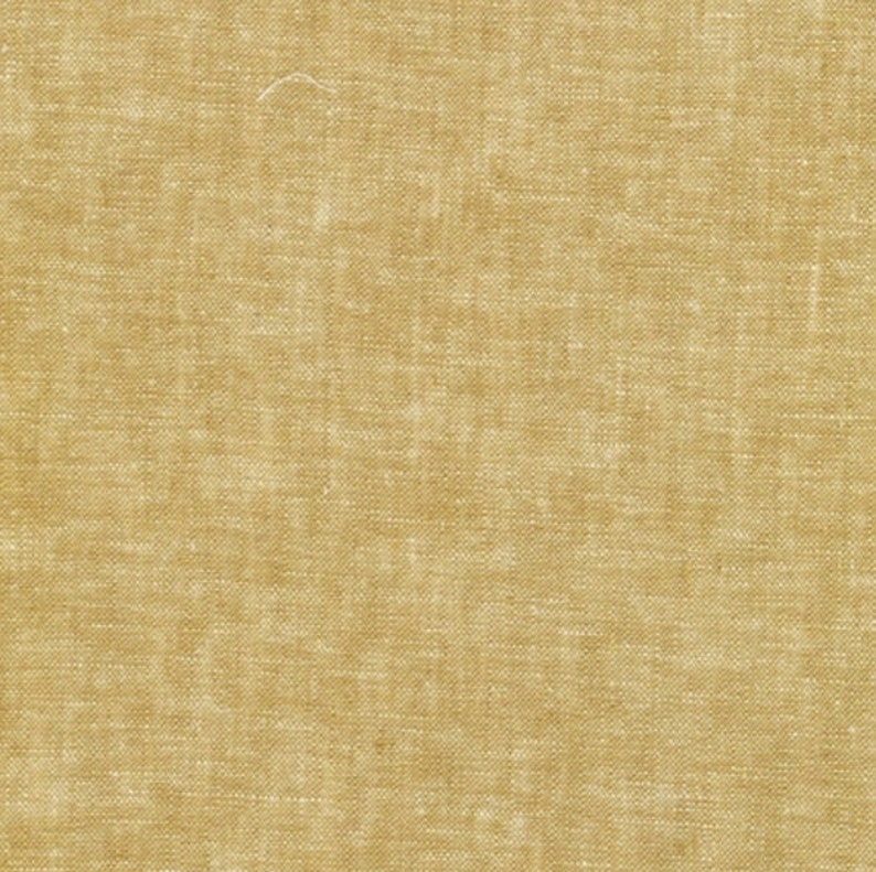 LINEN Baby Bedding Beige Neutral Bedding /Mustard Crib Sheets image 0