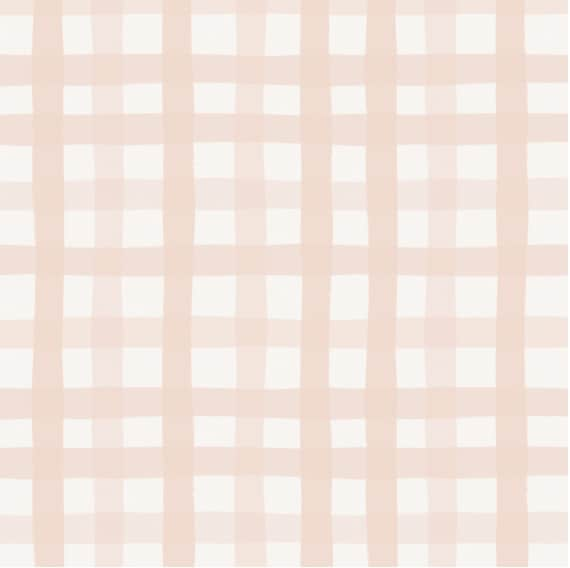 Gingham Baby Bedding Fitted Crib Sheets, Pink Gingham Baby Bedding