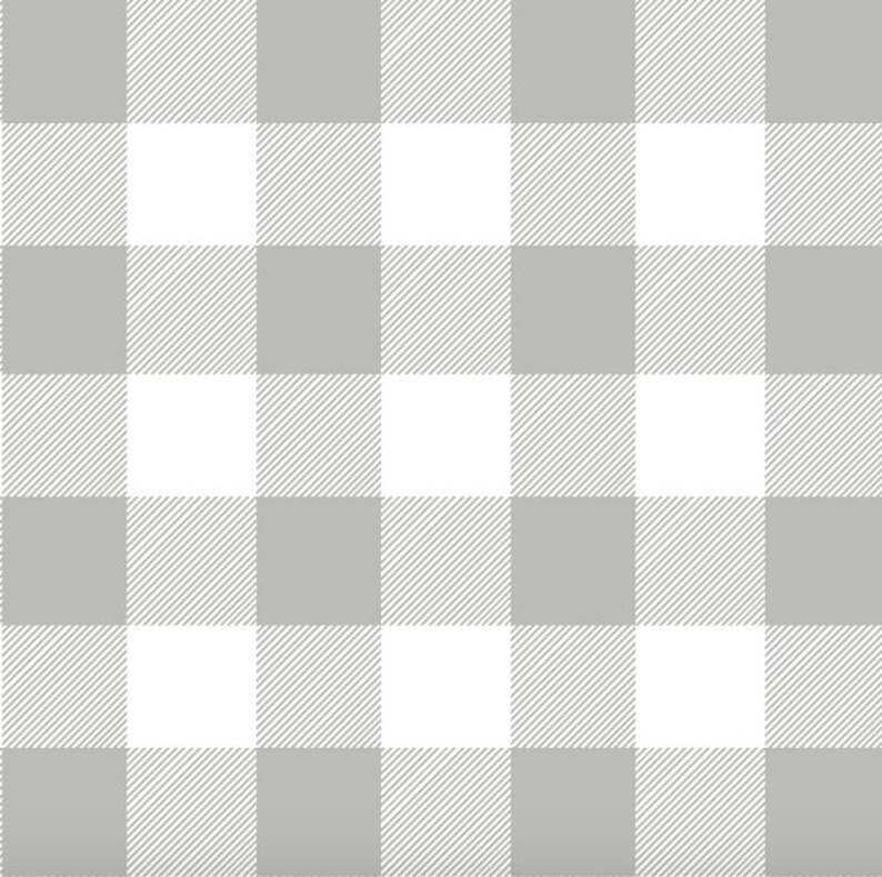 READY TO SHIP Gray Baby Bedding Gingham Changing Pad Covers  Quick Ship  Grey Nursery Bedding  Change Pad Cover Silver Gray