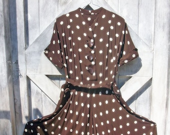 f59072678740 Fabulous Vintage Dress 1950's I Love Lucy
