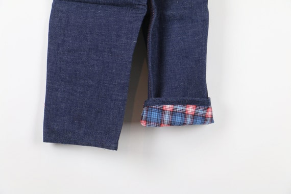 Vintage 1940s Jeans 1950s Jeans Deadstock Jeans 19