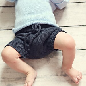 Diaper cover Knit Baby Diaper cover Boy Diaper cover Girl diaper cover Baby Photo Prop Soakers Baby Shower Baby clothes Baby bubble bloomers
