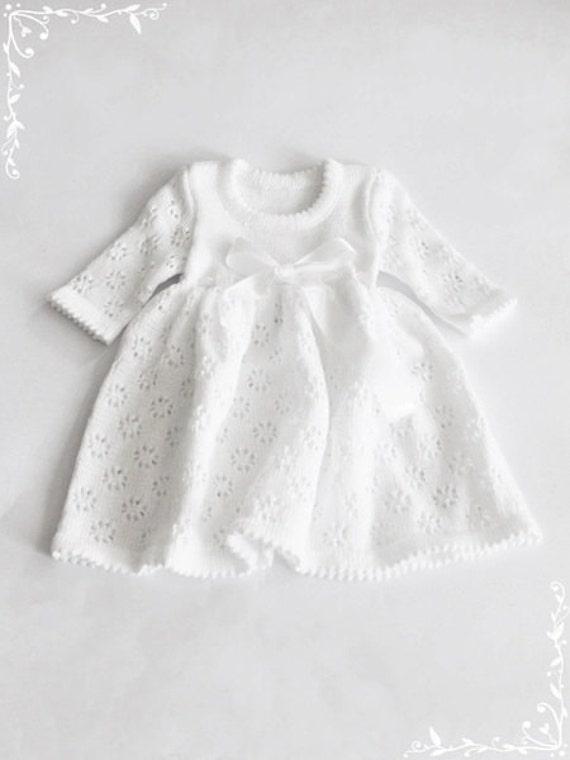 erstklassiger Profi einzigartiger Stil günstig kaufen Taufe Kleid stricken Baby Mädchen Brigh weiß Kleid Blumenmädchen Kleid  erste Geburtstage Kleid kommen nach Hause Kleid Baby Mädchen Kleidung