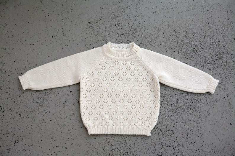 fa4d73215e7e Knit baby sweater Baby knitwear Baby Clothes Toddler clothes