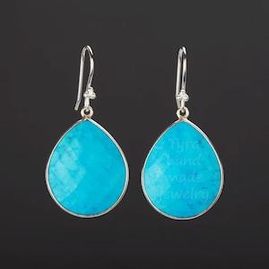 Large purple quartz earrings,large framed amethyst earrings,large framed gemstone,Large faced chalcedony earrings,birthday gift,mother gift
