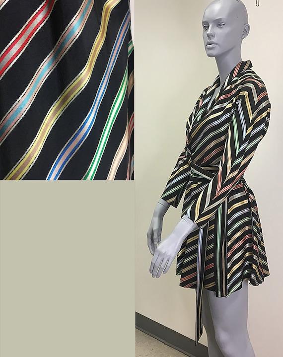 The Most Beautiful 1950's Maxan Stripe EVER!!