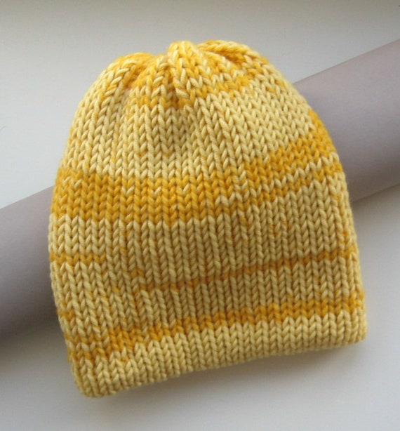yellow kids wool hat yellow wool beanie yellow beanie  bbb7c7d24d1