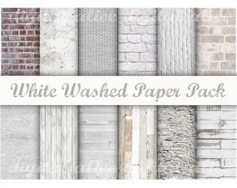 old barnwood textures paper pack digital papers 8 worn barn etsy