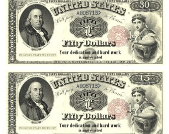 image regarding Fake Money That Looks Real Printable titled Bogus income Etsy