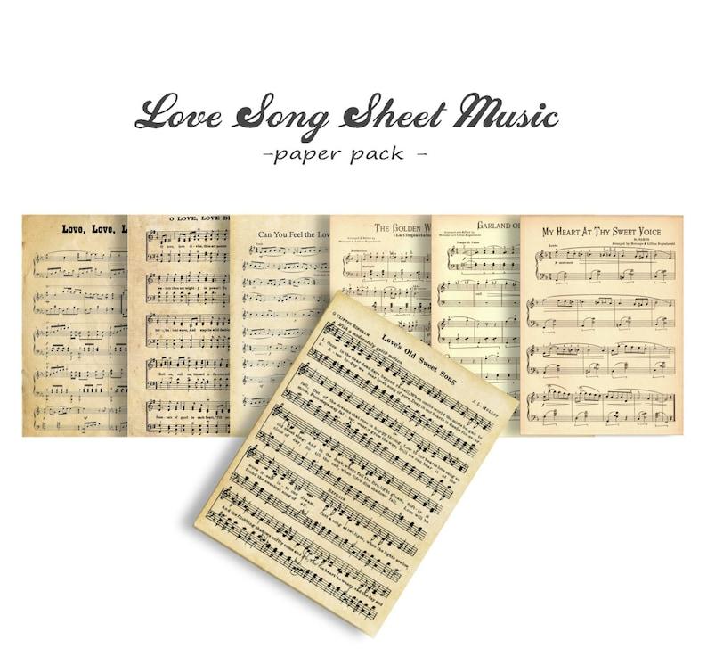vintage love songs