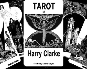 TAROT of HARRY CLARKE