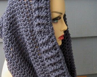 PATTERN 053 - Crochet Pattern to make the Odessa Cowl