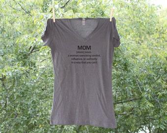 Mom Definition Shirt