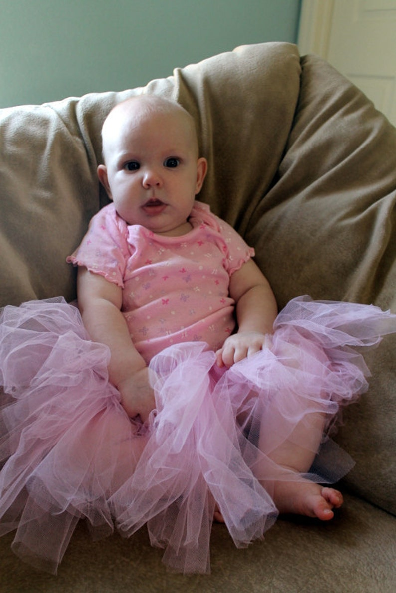 5 or 6 Colors Tutu Add On Choose Your Colors Baby Girl Little Girl Costume Dress Up
