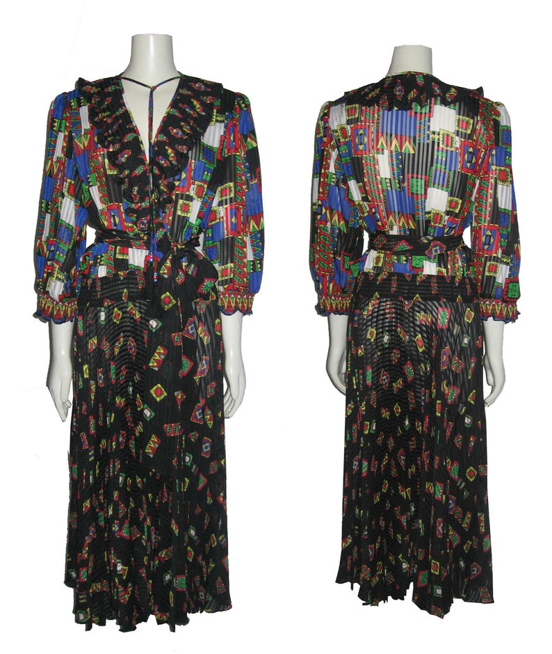 Mosaic Dresses by Montage