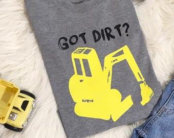 Got Dirt? Construction Cut File | Silhouette Cut File | Cricut Cut File | SVG Cut File | Commercial Use SVG