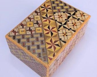 Puzzle Box Etsy