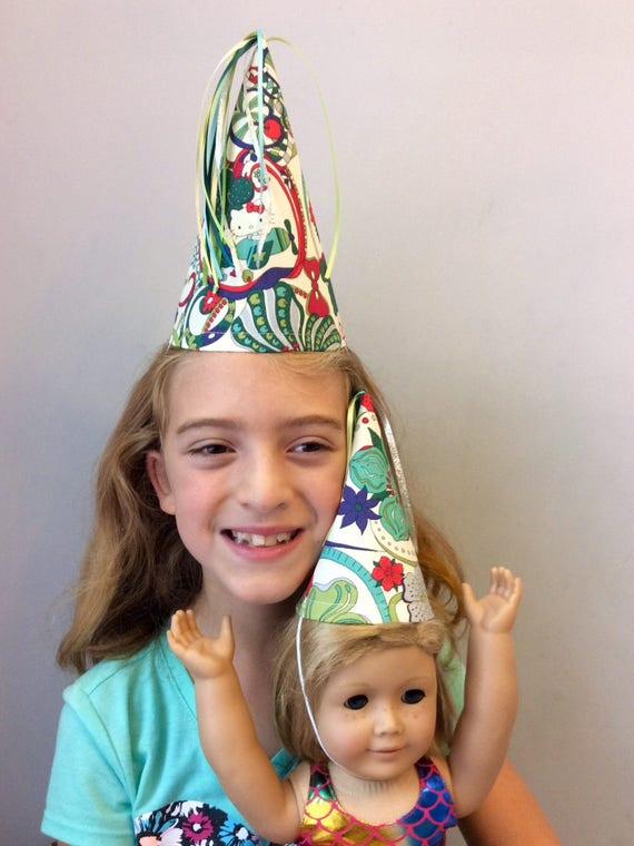 Hello Kitty Hat Set Liberty Of London Birthday I Spy