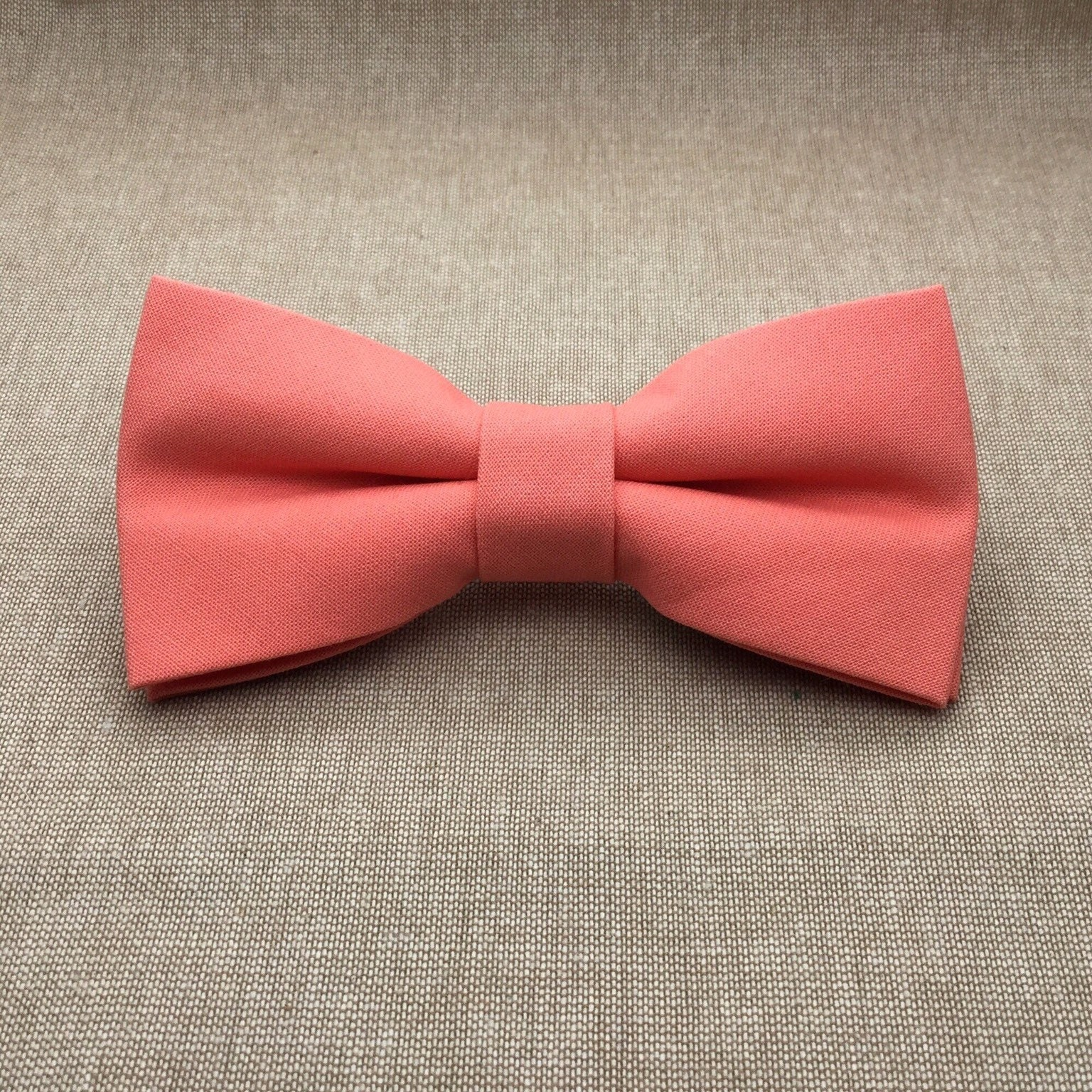 Premium Bow Tie Satin Plain Solid Mens Adjustable Bowtie FREE Pocket Square