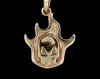 Bleach Pendant in Antique Bronze