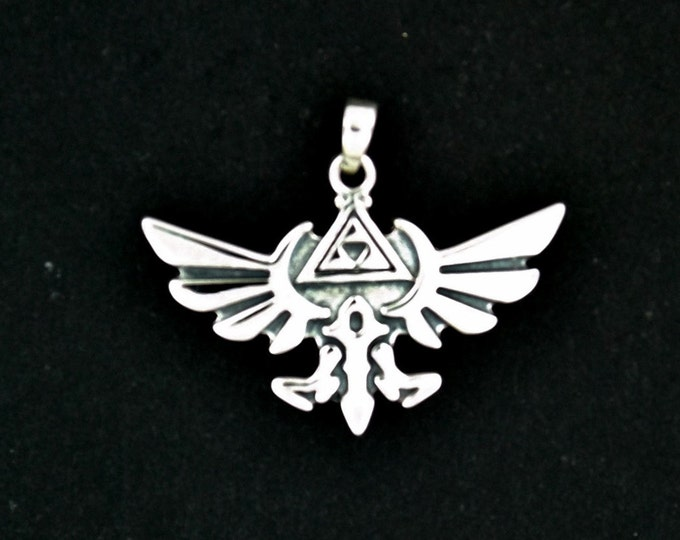 Legend of Zelda Pendant
