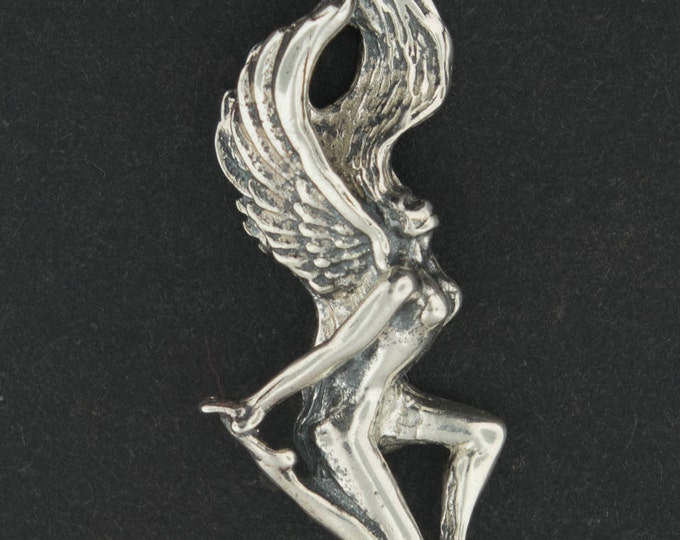 Angel pendant in Sterling Silver
