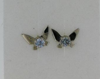 Gold Legend of Zelda Navi Fairy Earrings made to order