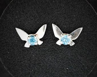 Sterling Silver Navi Fairy Earrings