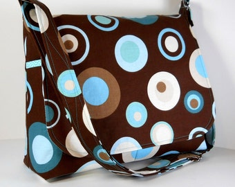 Cross Body Bag - Many Fabrics - All Ready to Ship