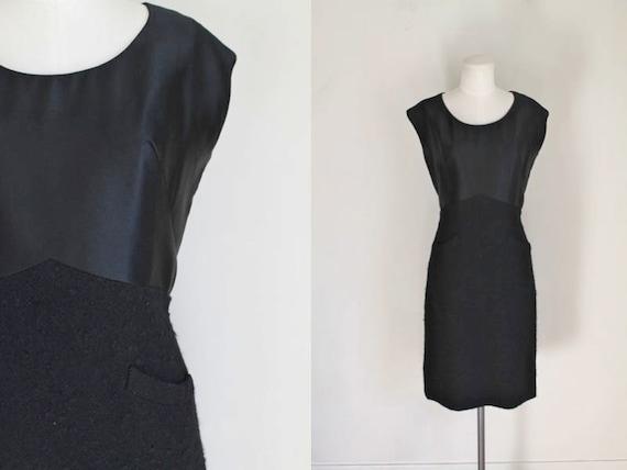vintage 1950s CHRISTIAN DIOR dress - 50s Dior litt