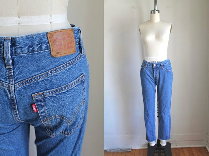 a0cfd95220f 50% OFF...last call vintage Levis jeans 501 blue low rise