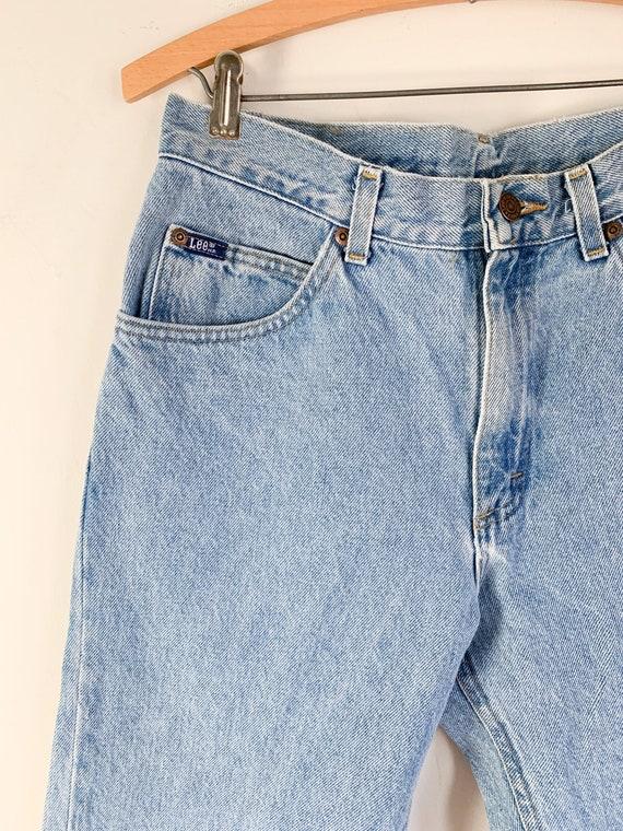 """Vintage 1980s Lee Jeans / 32"""" waist - image 3"""