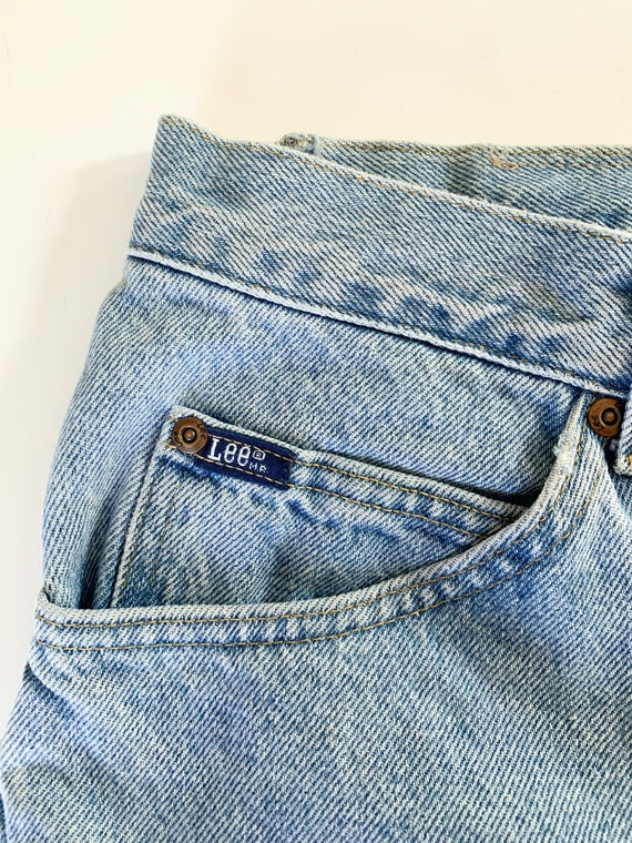 """Vintage 1980s Lee Jeans / 32"""" waist - image 4"""